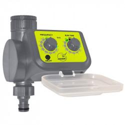 Programador y Temporizador de riego - Ajuste mecánico - Jardibric