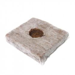10 cubos hechos de fibra de coco 8x8x6,5 cm - VG Jardín