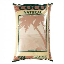 El Sustrato De Coco Natural - 50 Litros - Canna