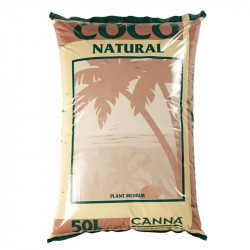 Substrat Coco Natural - 50 Litres - Canna