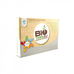 Fertilizante orgánico start-up Kit - Biotabs