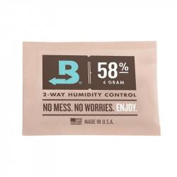 Maintien de l'humidité à 58% - Sachet de 4g - Boveda