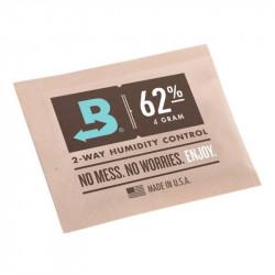 Maintien de l'humidité à 62% - Sachet de 4g - Boveda