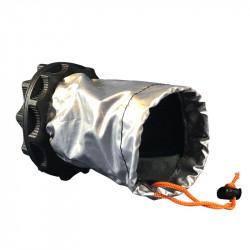 Chaussette simple pour passage de câbles - Ø70mm - Secret Jardin