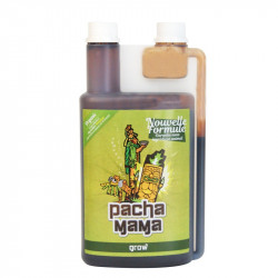 Engrais Pachamama Grow - 1L - Formule 100% organique - Vaalserberg Garden