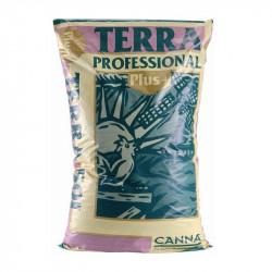 Tierra para macetas, Terra Professional Plus Mezcla de Suelo de 50 litros - Canna