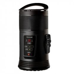 Radiateur céramique 360° HZ445E4 avec télécommande - Chauffage Honeywell