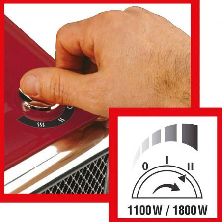 Radiateur céramique Pro HZ-510E2 - Chauffage Honeywell