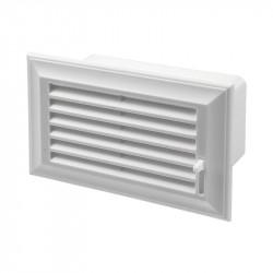 Grille anti moustique 55x110mm - Winflex ventilation