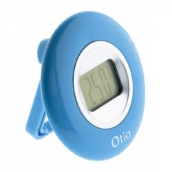 Thermomètre à écran LCD - Bleu - Otio
