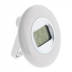 Thermomètre à écran LCD - Blanc - Otio