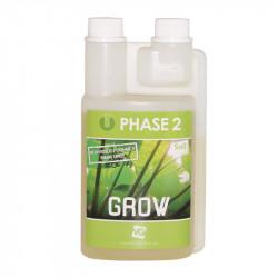 Phase 2 Nouvelle formule - Terre Croissance -500ml- Vaalserberg Garden