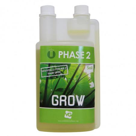 Phase 2 Nouvelle formule - Terre Croissance -1L- Vaalserberg Garden