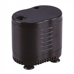Pompe à eau submersible 1000L/h - Hauteur max 1.8m - Platinium