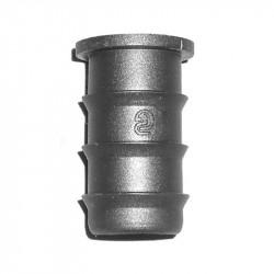 Cap Eco de 12mm de riego-riego