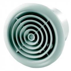 Aérateur / Extracteur d'air 125mm - Aluminium - Winflex Ventilation