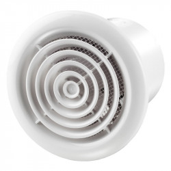 Aérateur / Extracteur d'air Turbo + Timer 100mm - Winflex Ventilation