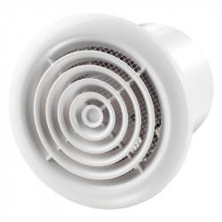Aireador / Extractor de aire Turbo + Temporizador de 125mm - Winflex Ventilación