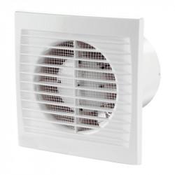 Aérateur / Extracteur d'air silencieux + Capteur d'humidité + Timer 100mm - Winflex Ventilation