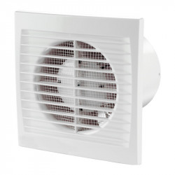 Aérateur / Extracteur d'air silencieux 100mm - Winflex Ventilation