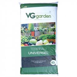 Tierra para macetas Universal 40L - VG Jardín