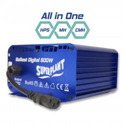 Ballast MH/HPS/CMH 250-600W + Super Par 10% - Dimmable - Superplant