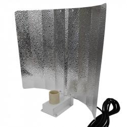 Réflecteur Stucco câblé pour CMH 315W - Superplant