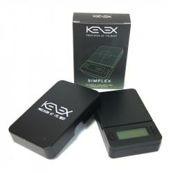 La precisión de la escala Simplex - 0.1 g 600g - Kenex
