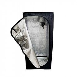 Chambre de Culture Mylar Eco - 60 x 60 x 140 cm - Black Silver