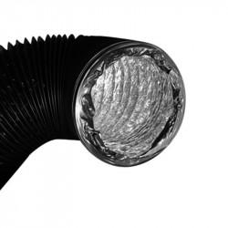 Gaine doublee combi 160mm au metre - Winflex ventilation