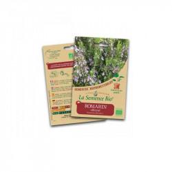 Semillas orgánicas de Romero Flores - La Semilla Orgánica