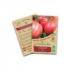 Semillas ecológicas Tomate Rosa - La Semilla Orgánica