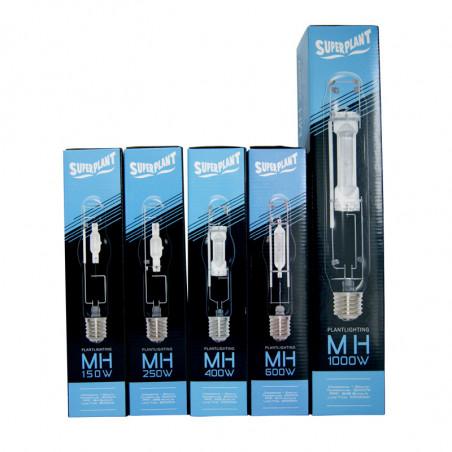 Ampoule MH 150W - 5000°K - Douille E40 - Superplant