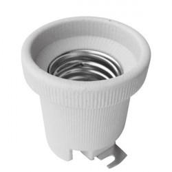 Douille céramique E 40 pour lampe hps et mh
