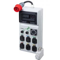 Cuadro Davin Mini-Cultivador de 8 x 600W - DV-M08