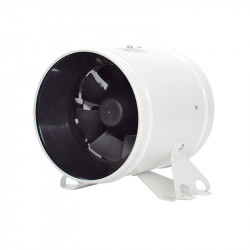 Extracteur d'air Bullfan Inline EC Fan 200mm 1205m3/h - Bullfilter