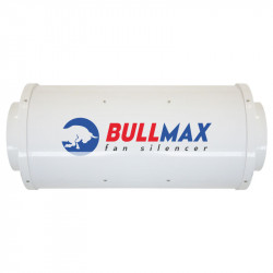 Extracteur d'air silencieux Bullmax Inline EC Fan 250mm 1808m3/h - Bullfilter