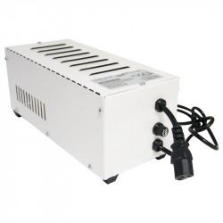 Ballast magnétique 600W pour HPS/MH - Câble plug and play et fusible - Superplant