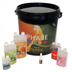Pack de fertilizantes - Starter Pack-Fase - Tierra - Vaalserberg