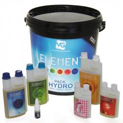Pack d'engrais - Starter Pack Element - Culture Aéro Hydro Coco - Vaalserberg