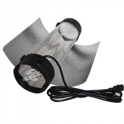 reflector Enfriar el Tubo de Ø125mm - Superplant socket E40 para hps y mh