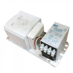 Ballast Magnétique 600w HPS et MH en cuivre - ELT