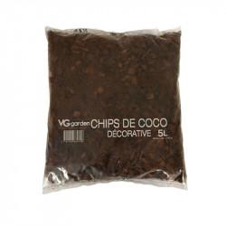 Chips de coco en 5L - VG Garden