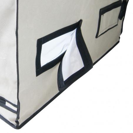 BBS 5 ETAGES PREMIUM WHITE + 60X40X200