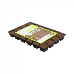 Placa de 24 cubos de plántulas y esquejes - Eazy Plug