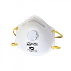 Lot de 3 masques anti-poussière à valve - Ribiland