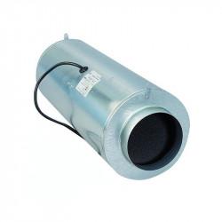 Extractor de aire con aislamiento ISO-MAX 250 mm 2310m3/h - Filtro Puede