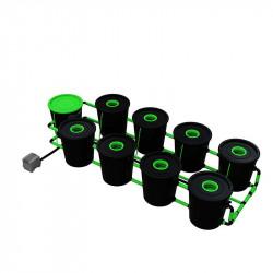 Système Alien RDWC XL 8 pots de 30L - Alien Hydroponics
