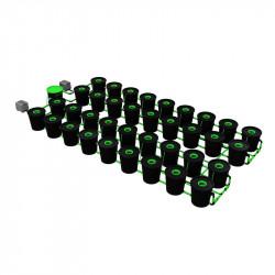 Système Alien RDWC XL 36 pots de 30L - Alien Hydroponics