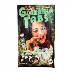 engrais Guerrilla Tabs x20 tablettes - Biotabs engrais biologique